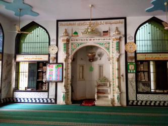 Namaz Praying Area (inside)
